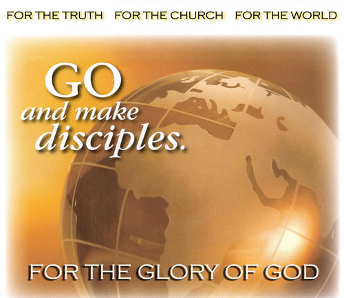 Go and Make Disciples | Joe Quatrone, Jr.