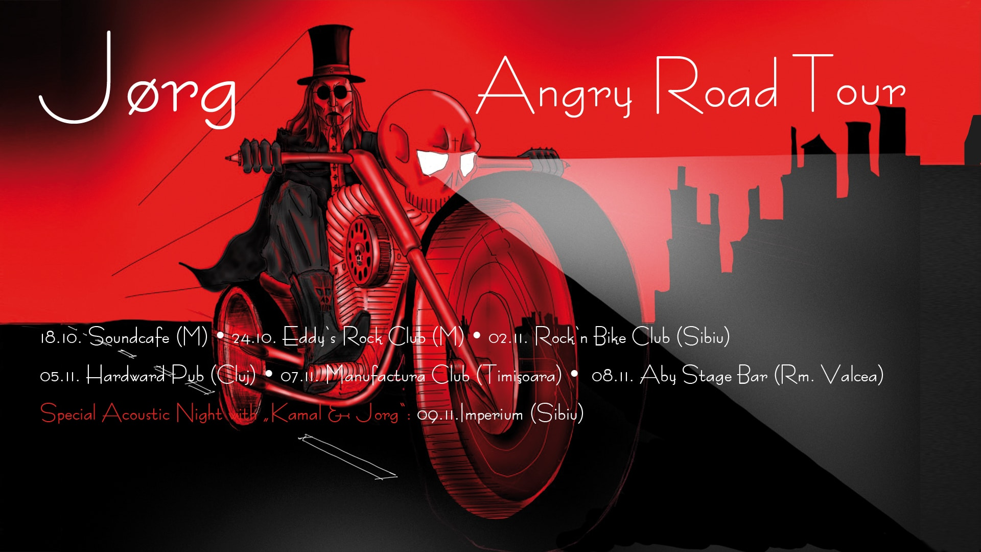 Angry Road Tour 2019