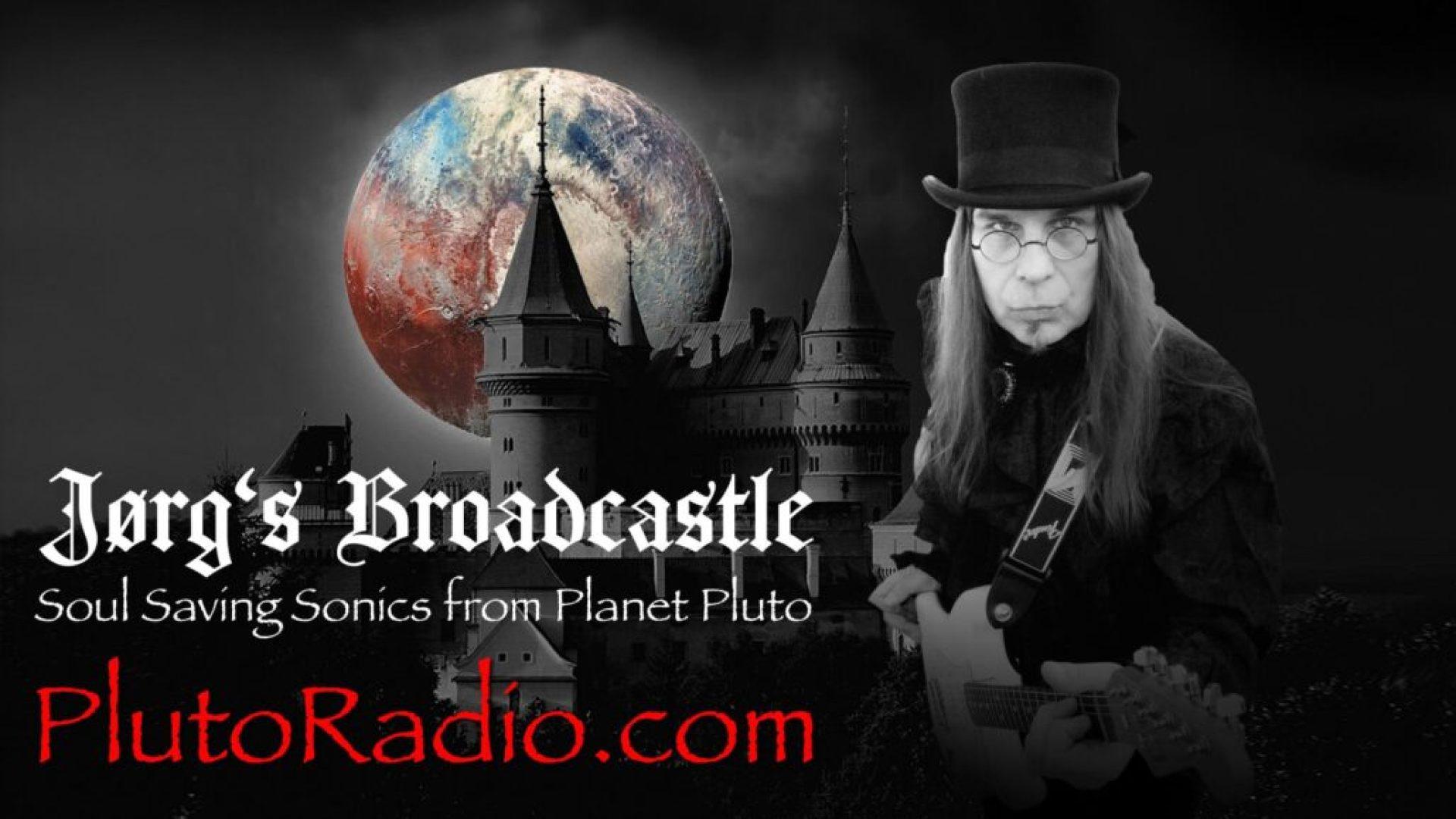 Jørg's Broadcastle auf PlutoRadio