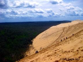 Dune du Pyla, 2013
