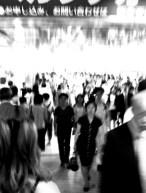 Menschen, Osaka 2003