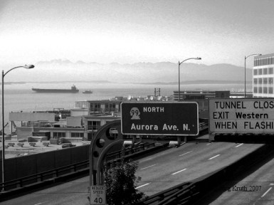 Pazifik, Seattle, 2007
