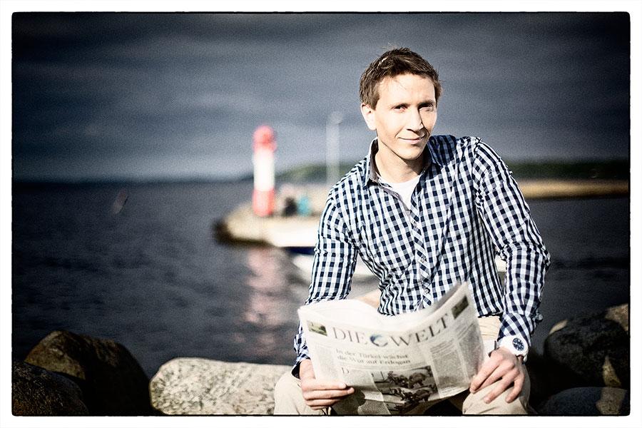 xing, Facebook und Google+ Profilbilder in Flensburg