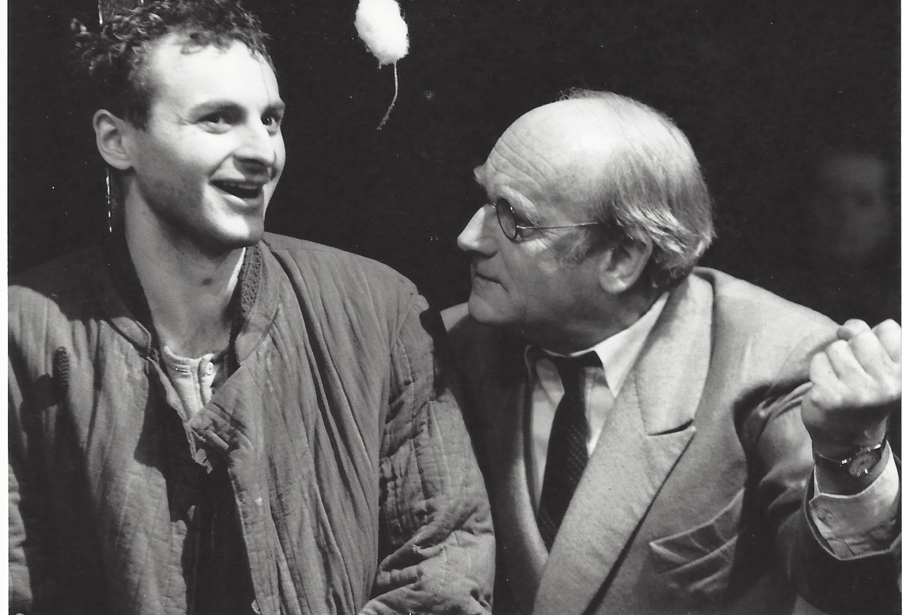 mit Rolf Dietrich