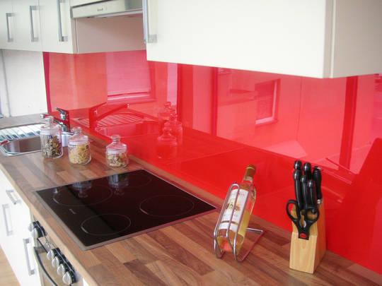 Küchenrückwand - Innenausbau | Küchen |Corian |Reparaturen - Jörimann Schreinerei