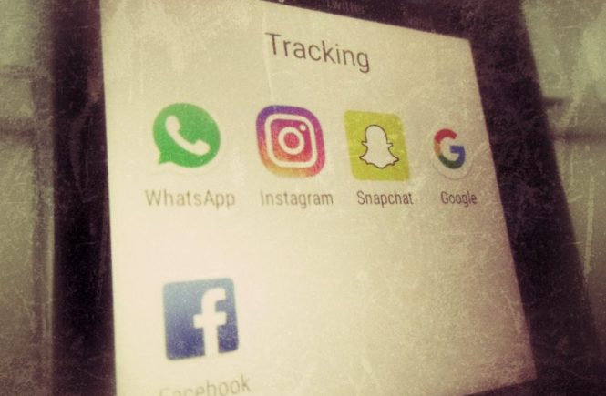 Apps that track