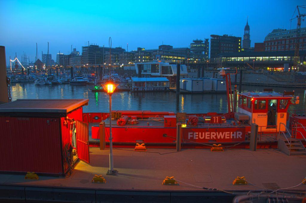 Hafencity-Feuerweh-Hamburg