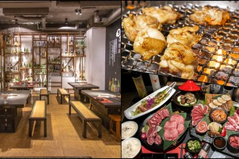 台中北屯,一頭牛日式燒肉·清酒崇德店,滿滿肉盤超澎派,聚餐約會很給力。(含2021最新菜單)