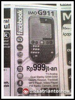 handphone paling mahal di indonesia