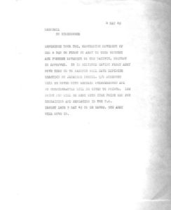typed-letter-from-marshall-to-eisenhower-5-4-45