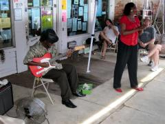 Blues at Cathead - Clarksdale