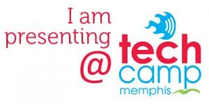 i am presenting tech camp