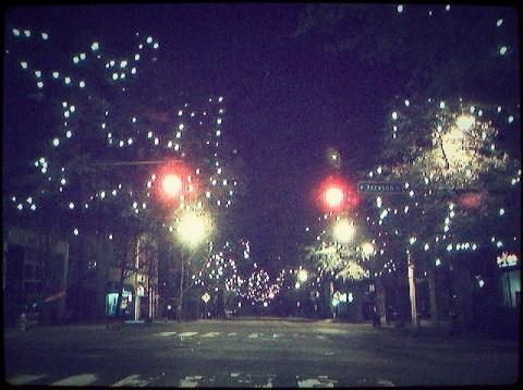 Athens Christmas Lights