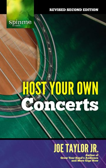 Host Your Own Concerts