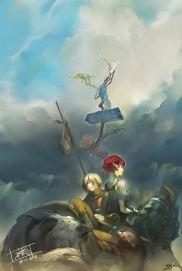 More artwork at Gematsu's gallery: http://gematsu.com/gallery/project-re-fantasy/december-23-2016/
