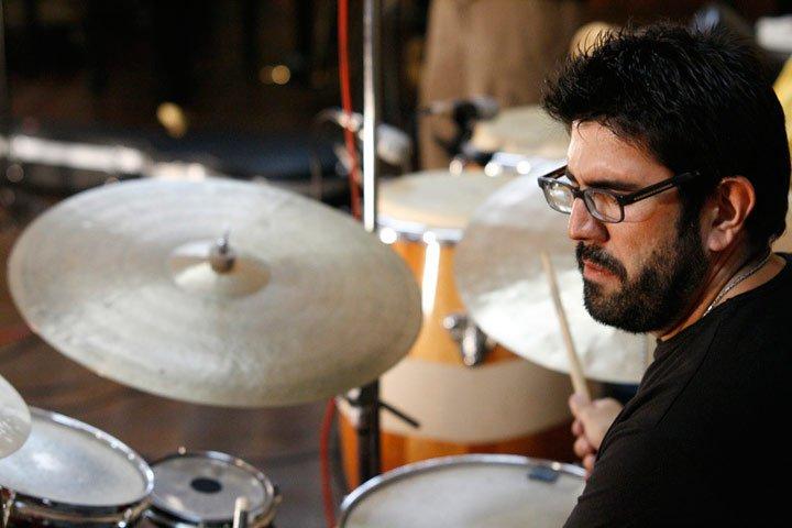 Brazilian Drummer Kiko Freitas