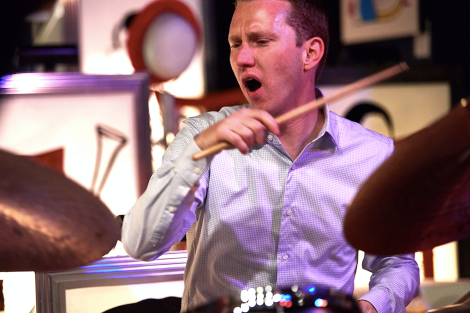 Chris Smith of The Drum Hang