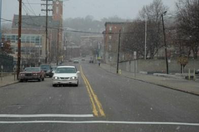Snow in OTR