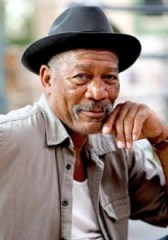 Morgan Freeman, courtesy of blackfilm.com