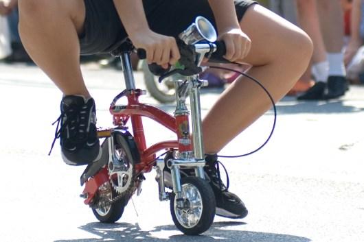 Labor Day Parade 2007 Biker