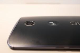 Nexus 6 Camera Side View