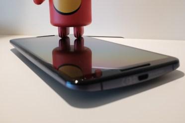 Nexus 6 Screen and Lucky Cat