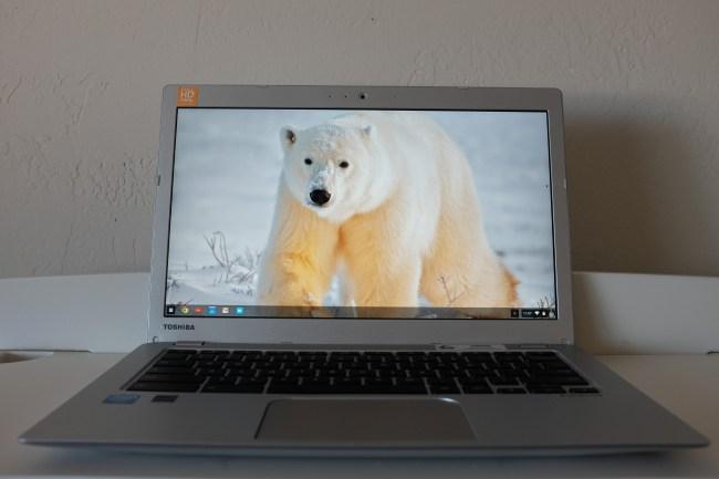 Toshiba Chromebook 2 Screen