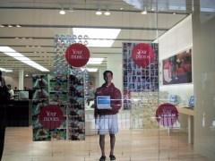 Apple Store Tysons Window