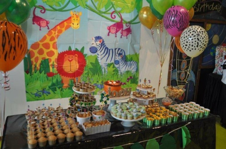 Jungle Gym Birthday Package Malaysia