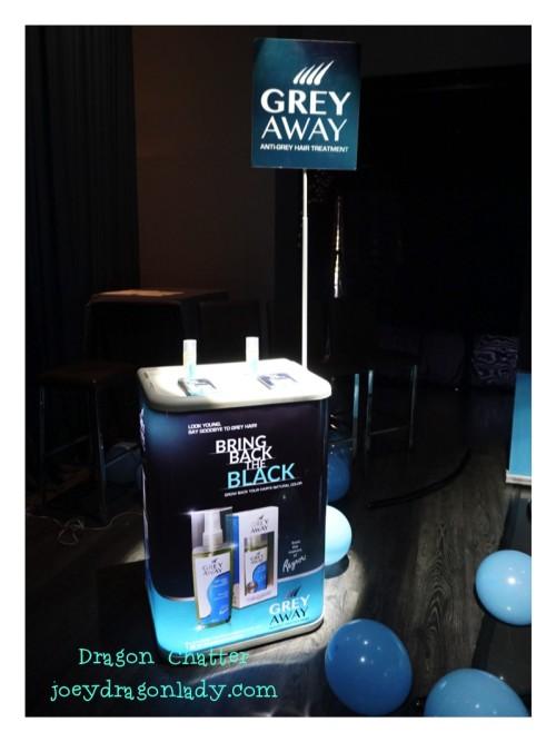 Greyaway launch