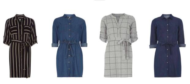 Dorothy Perkins Shirt Dress