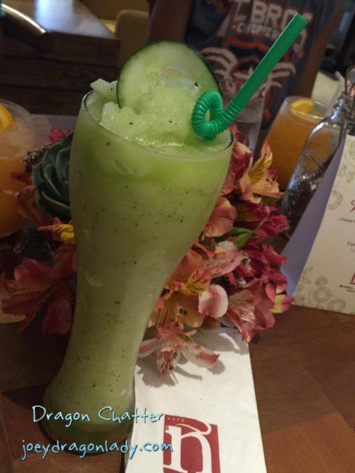 Cafe N (Enye) Calamansi Cucumber