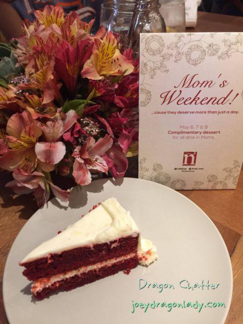 Cafe N (Enye) Red Velvet Cake