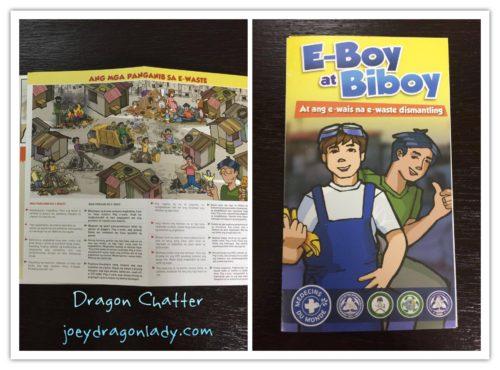Environment Summit 2016 E-Boy at Biboy