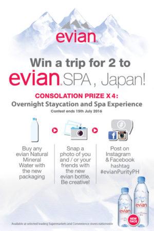 Evian Poster