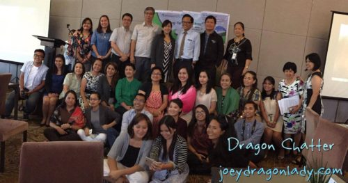 Green Bloggers Group Pic