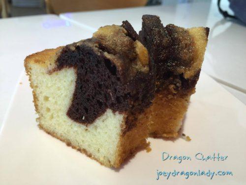 Noonsaram Korean Dessert Cafe Vanilla Cake