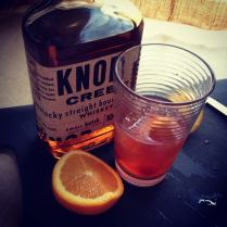 homemade old fashioneds