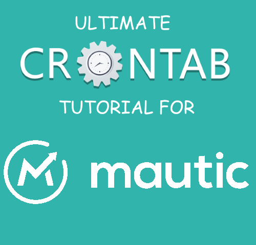 Cronjob setup for Mautic