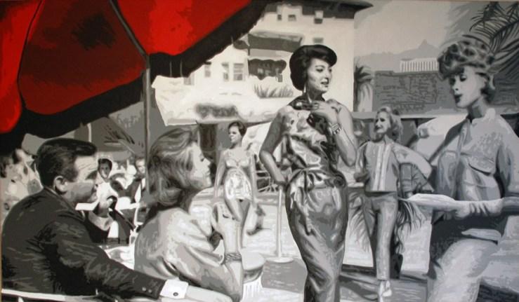 Pop Art, art, Joey Maas, Palm Springs Art, Ambassador Hotel, Hollywood