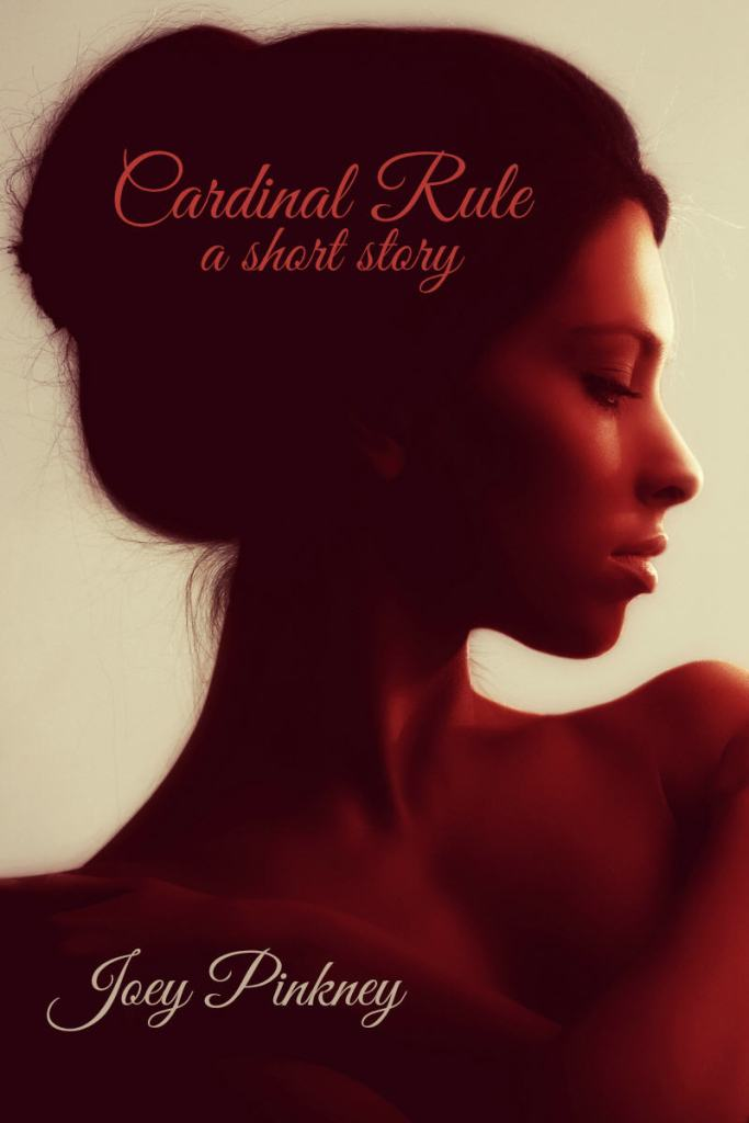 Book Cover: Cardinal Rule: a short story