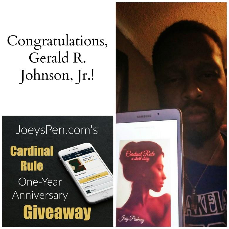 Gerald R. Johnson, Jr.