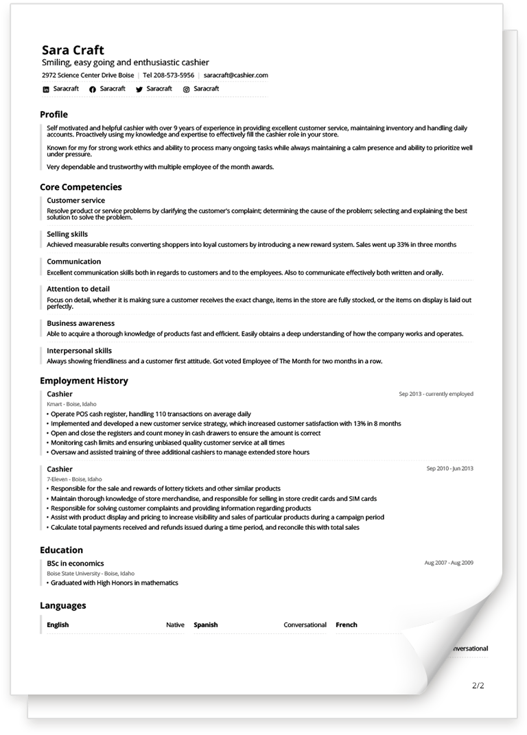 Here are some helpful tips. Cv Template Update Your Cv For 2021 Download Now
