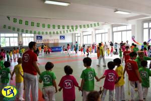 Activite pour enfant a paris - jeux musique et acrobaties jogaventura161 [L1600]