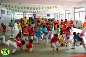 Championnat de Capoeira Paris 2014 enfants Jogaki - jogaventura201 [L1600]