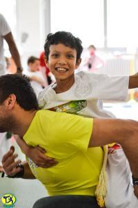 Jogaki Capoeira Paris 2014 - stage pour enfants danse sport jogaventura021 [L1600]