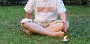 hold meditáció
