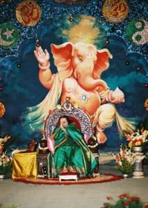 Ganesha meditáció