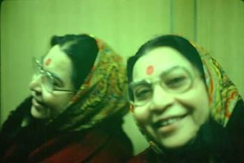 meditáció Shri Matajival