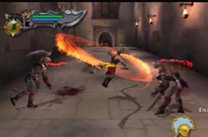 Imagem God of War 1 PS2 PTBR ISO